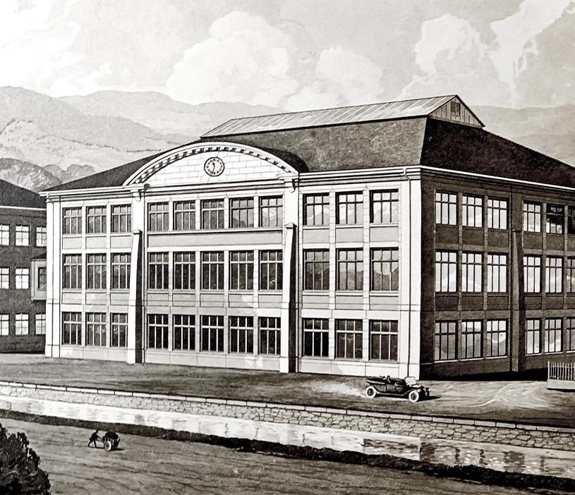 Gédéon Thommen Uhrenfabrik (Gédéon Thommen Watchmaking).