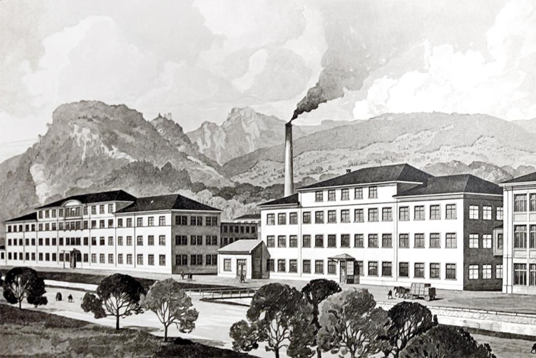 Revue Thommen Uhren-Fabrik